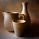 Pottery by Nathalie Chaput