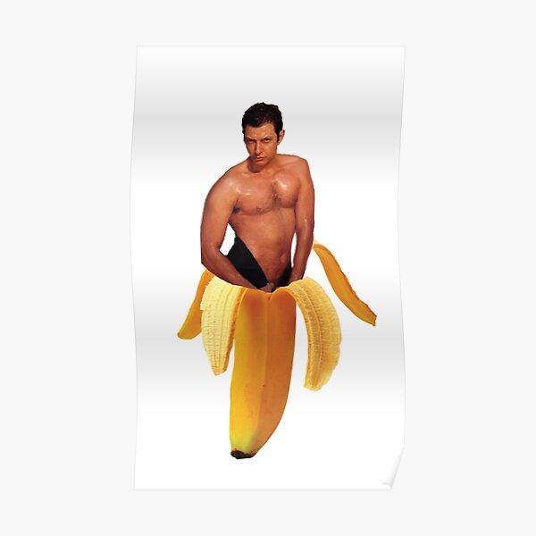 Gold in Banana Poster