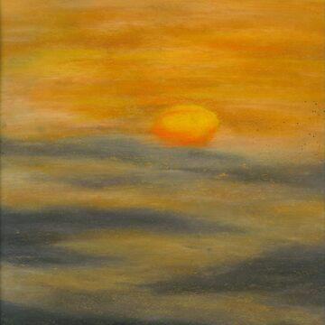 Smokey Sunrise by dekomsyrokcih