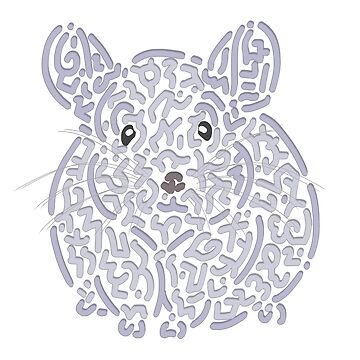 Cute Chinchilla by Karotene