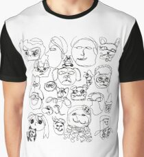 Oodles of Doodles Graphic T-Shirt
