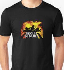 ANGELS DRÔLES DE DAMES Unisex T-Shirt