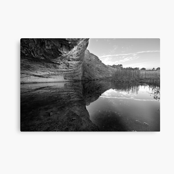 In All Things Of Nature There Is Something Of The Marvellous Metal Print
