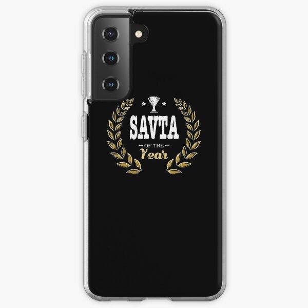 Savta Of Year Grandma Samsung Galaxy Soft Case