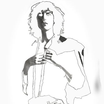 Patti Smith 3 by juanalujan