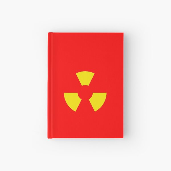 Radioactive Man Hardcover Journal