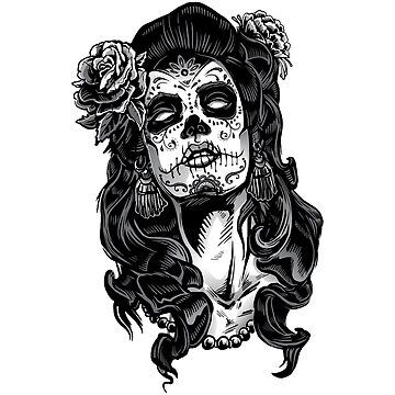 Sugar Skull by JbandFKllc