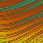 Orange Blast by Jacyncas