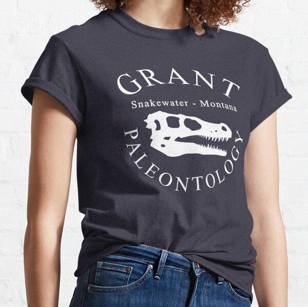 Grant Paleontology Classic T-Shirt