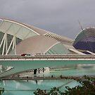 Ciudad de las Ciencias by shortarcasart