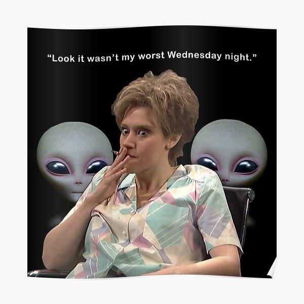 Kate Mckinnon Aliens Poster