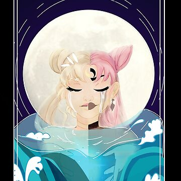 The Moon Tarot by Sophersgreen