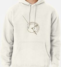 Time Escape Pullover Hoodie