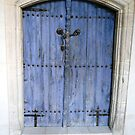Blue Door by bubblehex08