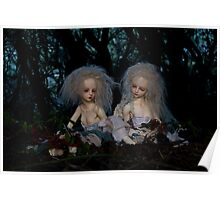 Wood Nymphs Poster