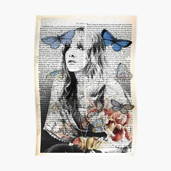 Impression vintage de Stevie Nicks Poster