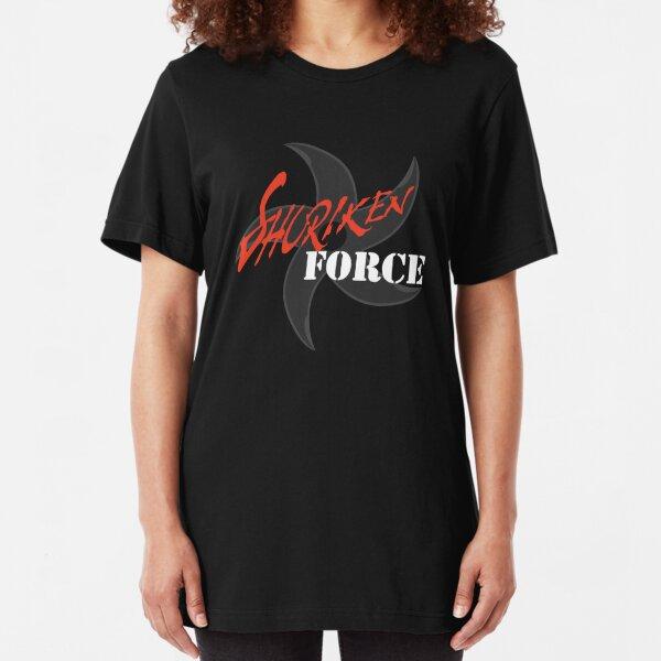 Shuriken Force Slim Fit T-Shirt