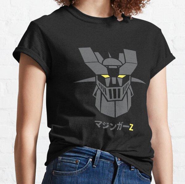 Mazinger Z - Oscuro Camiseta clásica