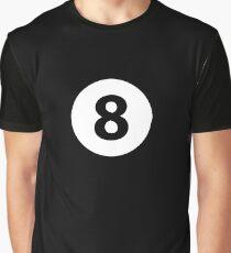 8 Ball Graphic T-Shirt