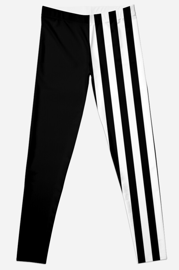 Black and White Stripes by sugarhai