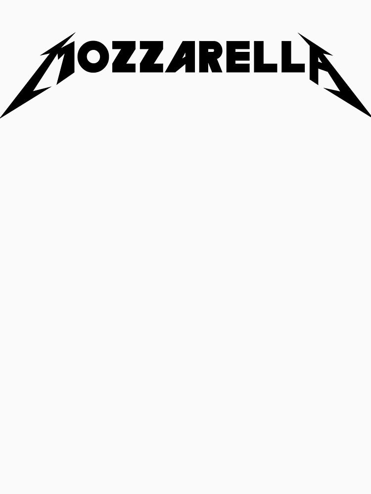 Metallica Mozzarella  by orionspencer