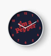 Dr. Pepper: Ich bin ein Pfeffer Uhr