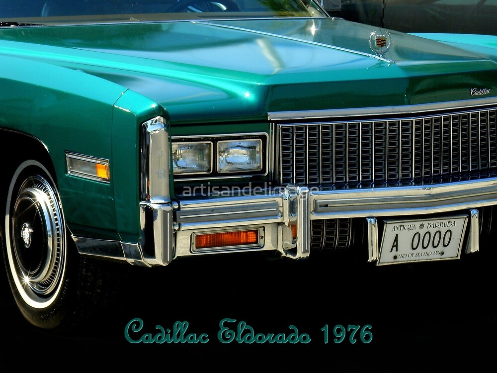 Cadillac Eldorado 1976 ~ Part Two by artisandelimage