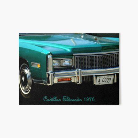 Cadillac Eldorado 1976 ~ Part Two Art Board Print