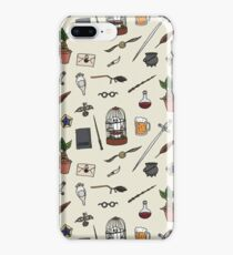 Owl and wand iPhone 8 Plus Case