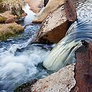 small waterfall by BlaizerB