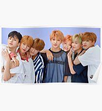 NCT Dream - We Go Up (Soft Boiz) Poster