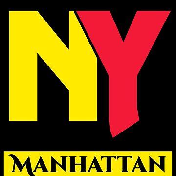 NY Manhattan burst of positive energy by aronia