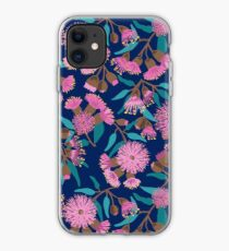 Australian Pink Flowering Gum iPhone Case