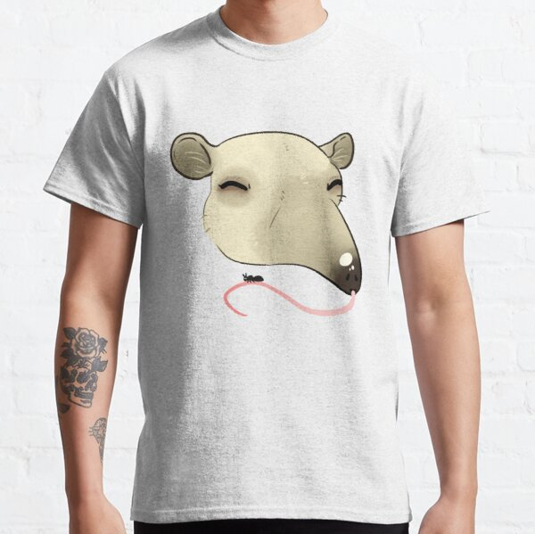 Tamanduas A Solid and Check Out This Anteater! Classic T-Shirt
