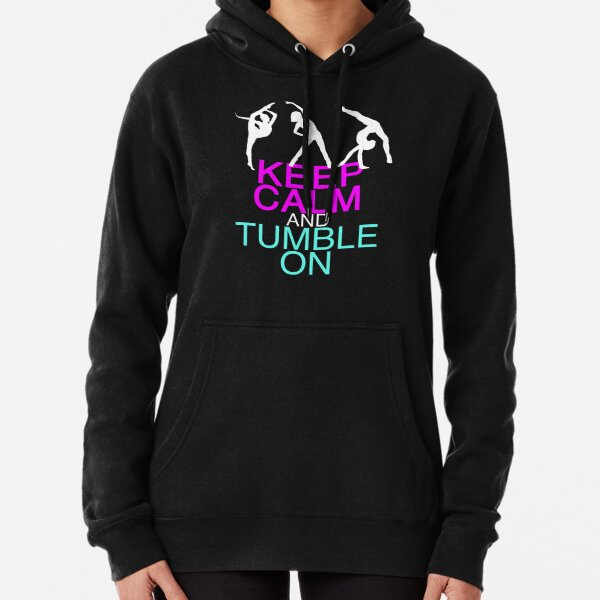 Hoodie Keep Calm and Jump Rope,Funny Saying,Jumping Lovers