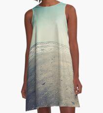 Beach Day A-Line Dress