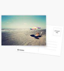 Beach Day Postcards