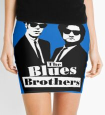 Blues Brothers Mini Skirt