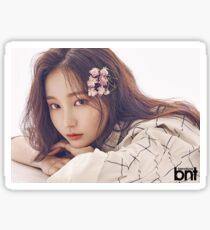 Cute Yeonwoo; Sticker