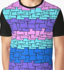 0aa9e8ffecc Loot Llama Pattern Graphic T-Shirt