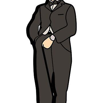 Charlie Chaplin by dedeiabh5