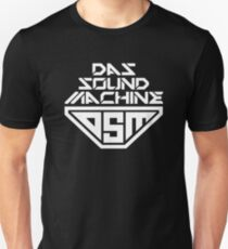 Das Sound Machine DSM Logo T-Shirt - Pitch Perfect Unisex T-Shirt