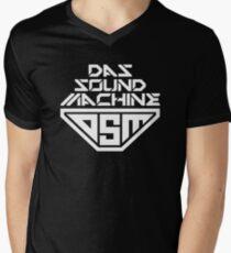 Das Sound Machine DSM Logo T-Shirt - Pitch Perfect Men's V-Neck T-Shirt