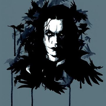 the crow by MeserQ