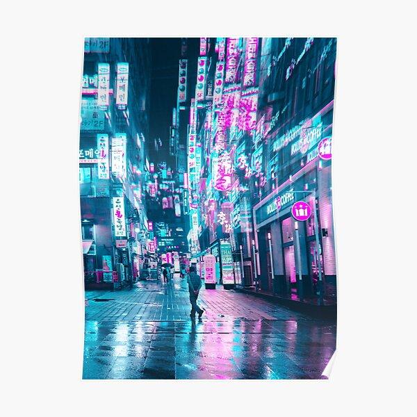 Future Rain Poster