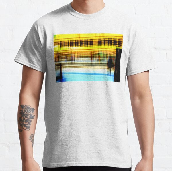 Flinder's Street Station BML Classic T-Shirt