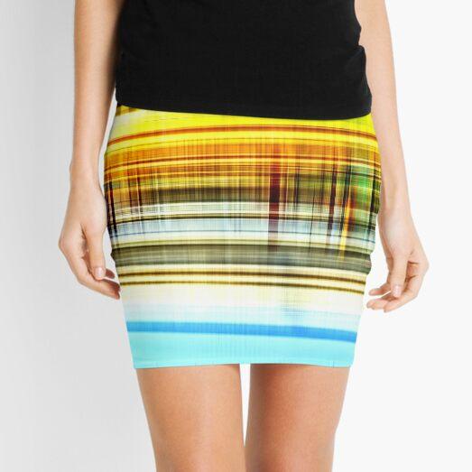 Flinder's Street Station BML Mini Skirt