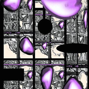 Purple smart dust nano tech headache drops by MARTYMAGUS1
