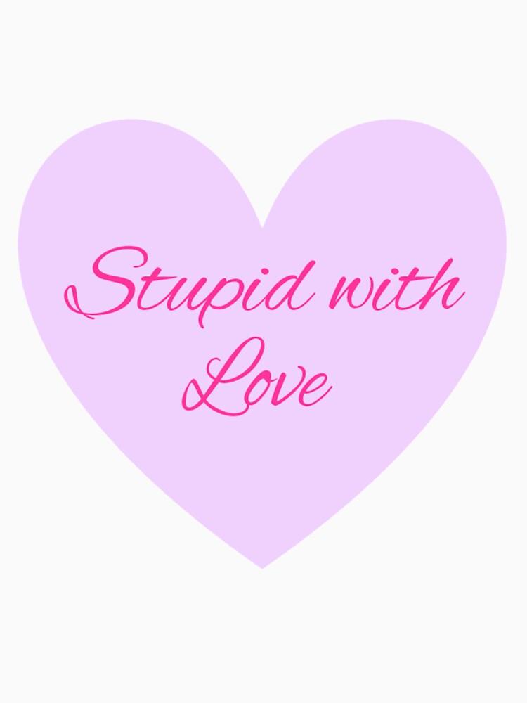 Estúpido con amor - Mean Girls Broadway de alyssafinfer