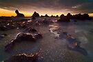 West Coast beach 4 by Paul Mercer